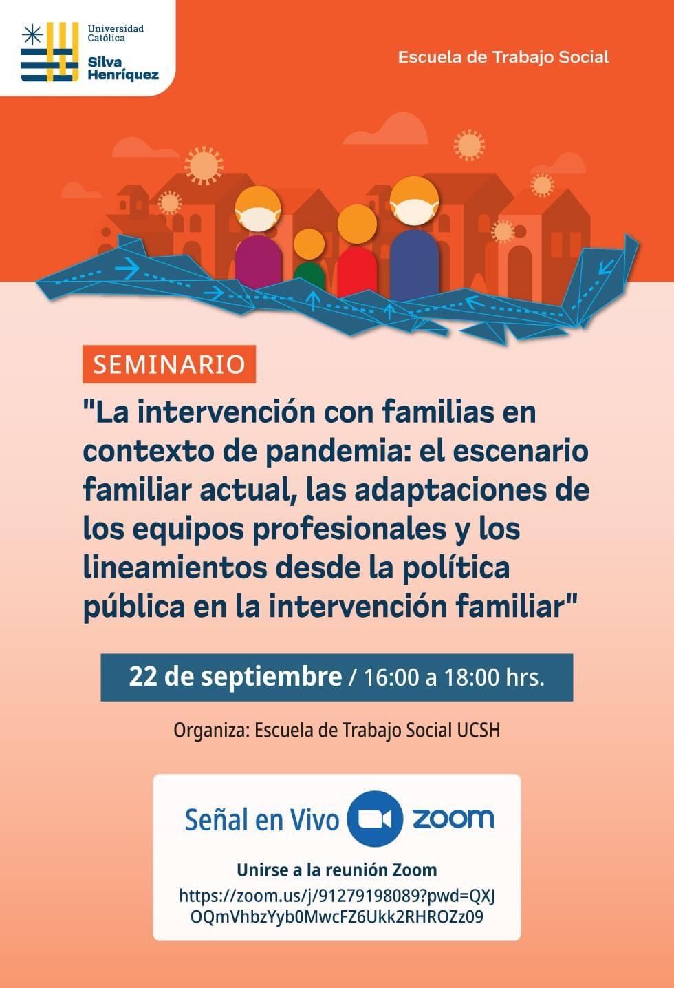 Escuela de Trabajo Social, Universidad Católica Silva Henríquez